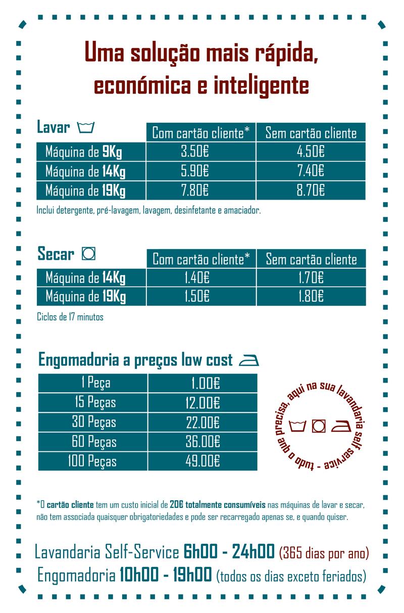 Roupa na Mão Lavandaria Self-Service Faria-Guimarães